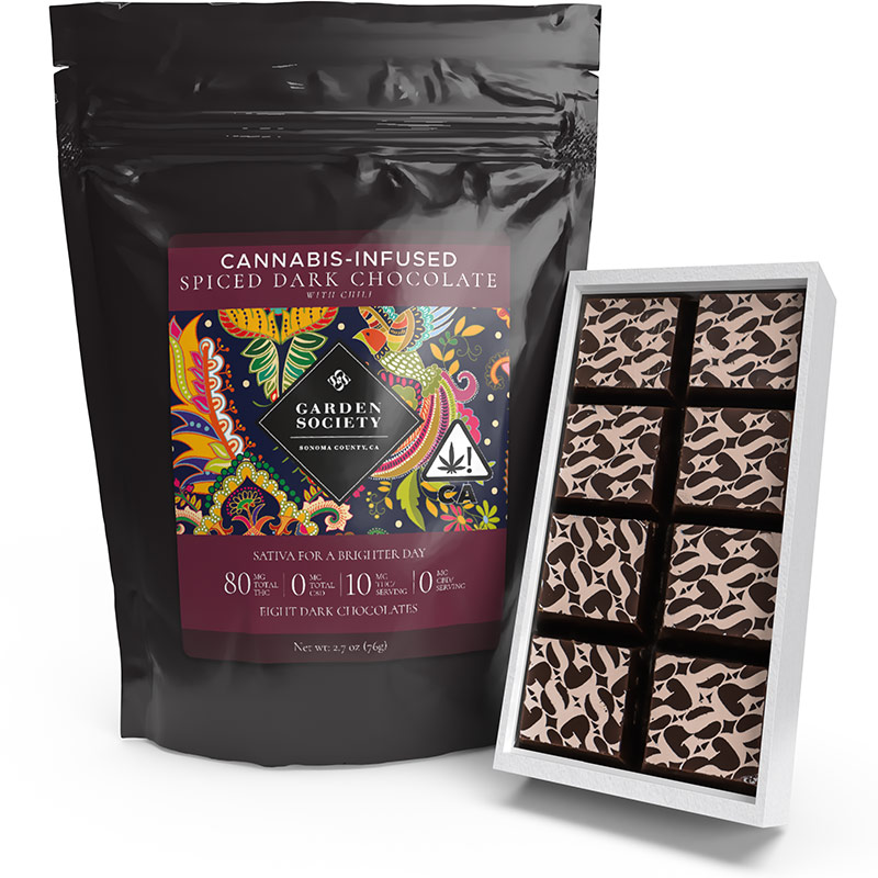 Cannabis Dark Chocolate