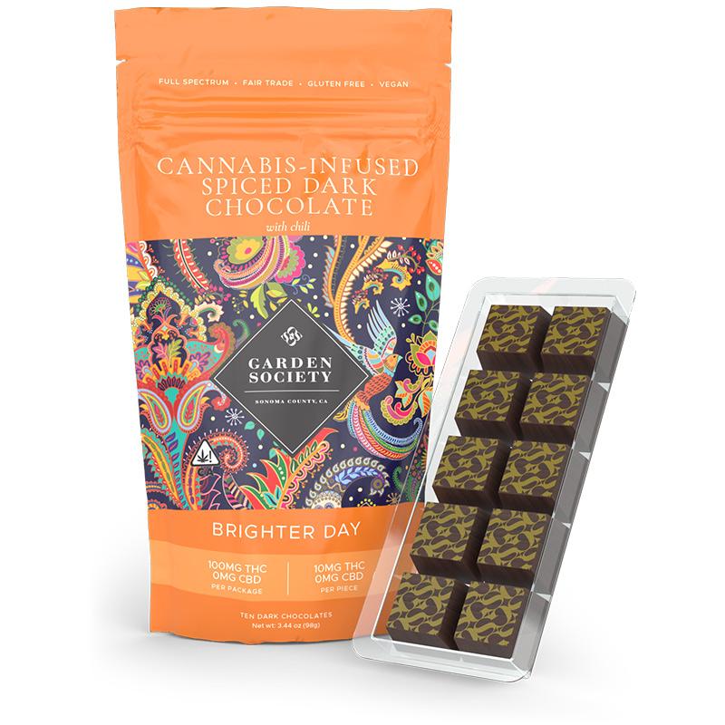 Spiced Dark Chocolate