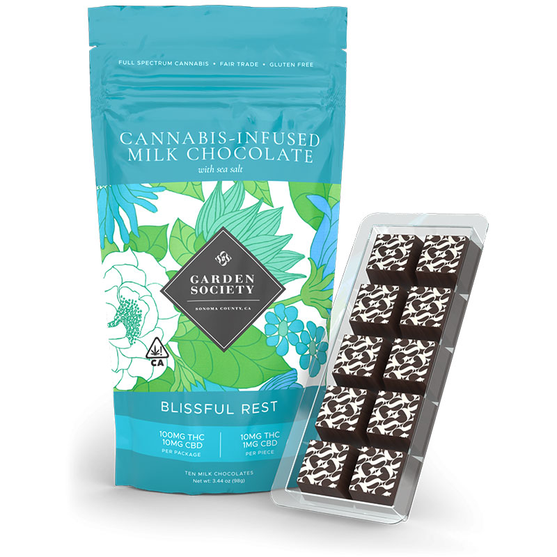 Cannabis Infused Chocolate