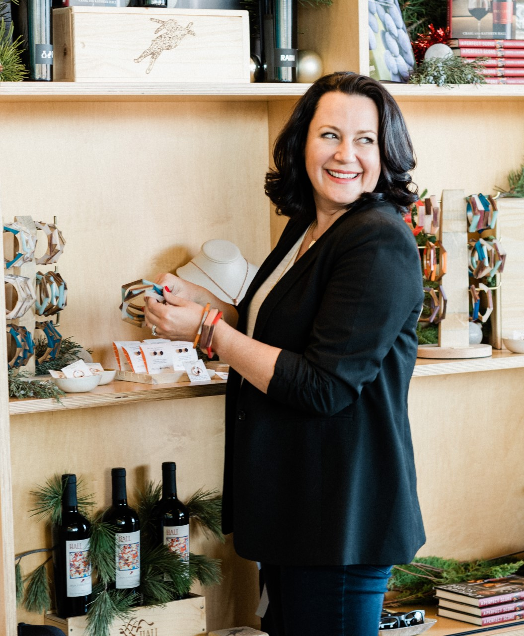 Fresh Perspective: 5 Questions with Anne Siegel, the owner and designer of Olive and Poppy