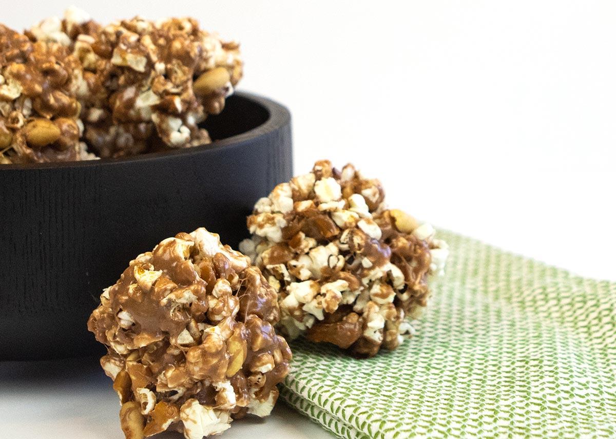 Recipe: Cannabis Popcorn Bites