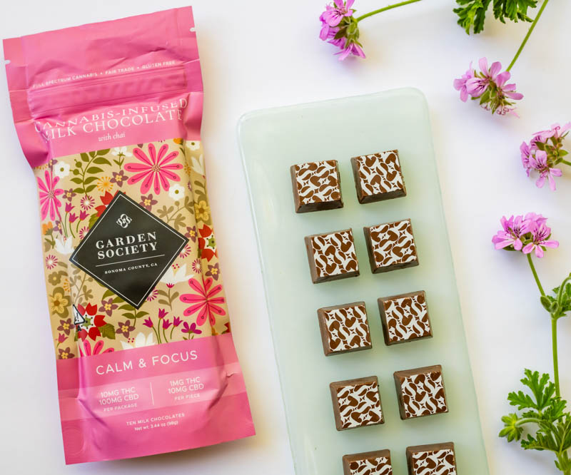 How To Choose The Best Cannabis Edible The Garden Society