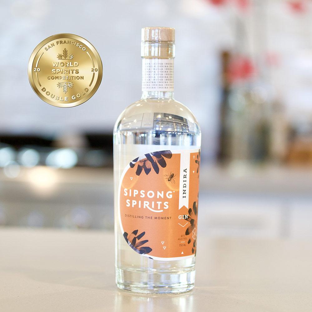SipSong Indira Gin