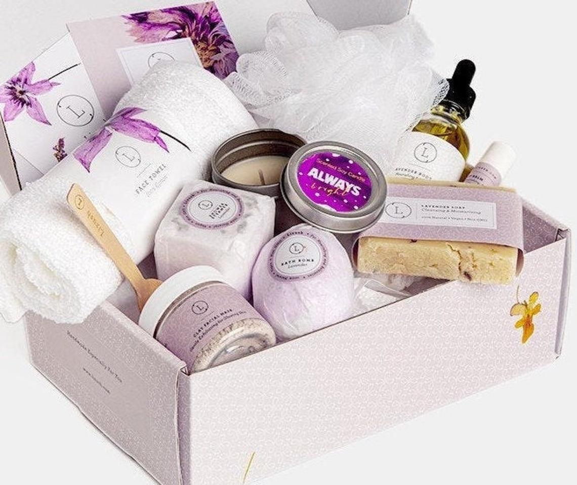 Lizush Spa in a Box