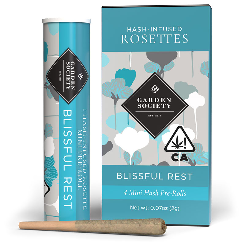 Blissful Rest Hash Rosettes